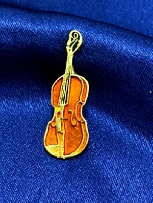Broche Musical (Botton) Violino